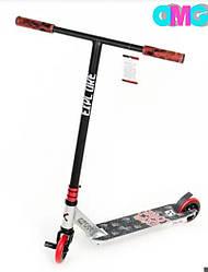 Трюкової самокат EXPLORE PESCARA HD New HIC Срібло + пега ( колеса дюраль 110мм )