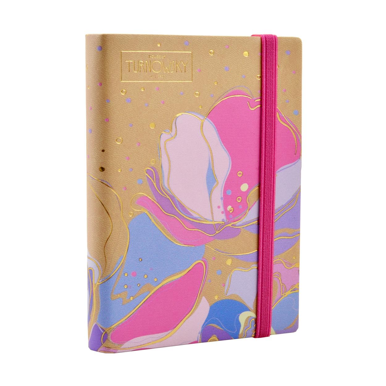 Ежедневник с мягкой обложкой YES А6 недат. Viola 352 стр. код:251995