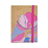 Ежедневник с мягкой обложкой YES А6 недат. Viola 352 стр. код:251995, фото 2