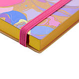 Ежедневник с мягкой обложкой YES А6 недат. Viola 352 стр. код:251995, фото 3
