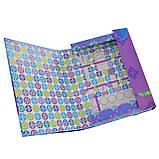 Папка для труда картонная A4 Frozen код:491680, фото 3