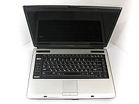 Ноутбук Toshiba A100 15.4 (1280x800) / Core Duo T2500 (2x2.2GHz) / RAM 3Gb/ HDD 250Gb / АКБ 0 мин. / Сост. 8.5 БУ