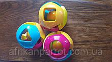Божевільна іграшки для папуги - Середній Шар