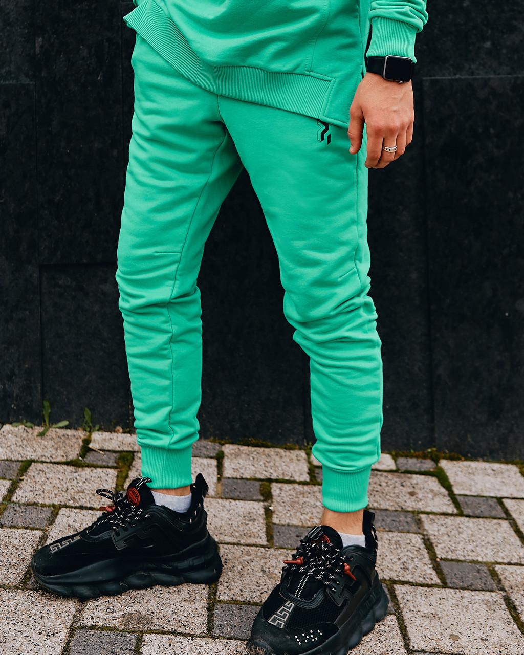 Спортивные штаны Пушка Огонь Jog Минт (только размер S)