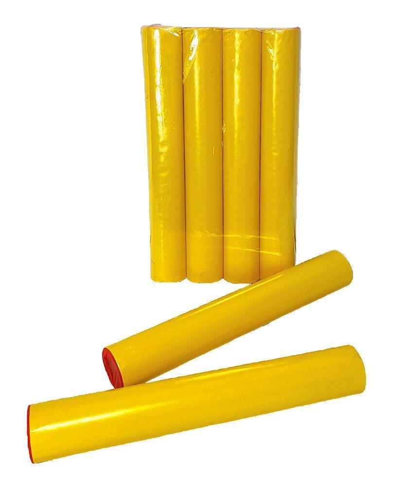 Цветной дым Желтый 60 сек ДК 60 с
