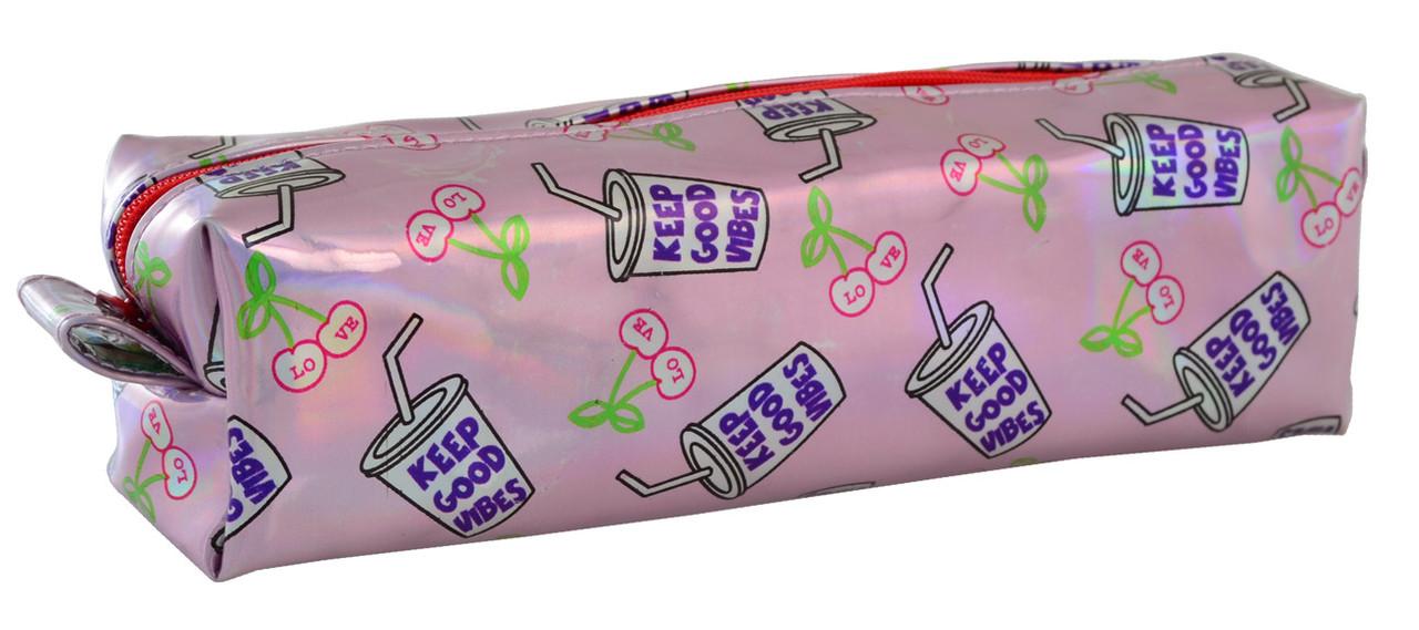 Пенал мягкий YES TP-04 Sweet Drinks код:532516