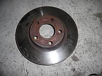 Тормозной диск перед. Skoda Superb 1 02-08 (Шкода Суперб), 4B0615301B