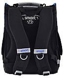 """Рюкзак школьный каркасный ортопедический Smart PG-11 """"Hi Speed"""" код:555979, фото 5"""
