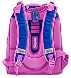 Рюкзак школьный каркасный ортопедический 1 Вересня Н-12 Cool girl код:558024, фото 2