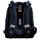 Рюкзак школьный каркасный ортопедический 1 Вересня Н-12 Street race код:558037, фото 2