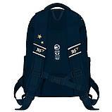 Рюкзак школьный Yes Т-89 Star золото код:558140, фото 2