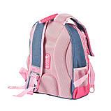 Рюкзак школьный Yes S-30 Juno Girls style розовый/голубой код:558444, фото 4