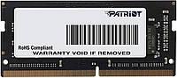 Оперативна пам'ять Patriot DDR4 SL 16GB 2666 MHz CL19 SODIMM