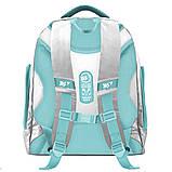 Рюкзак школьный Yes S-30 Juno MAX College серебряный код:558455, фото 2