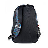 Рюкзак школьный Smart TN-07 Global черн/син код:558632, фото 5