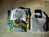 Every Mint&Lemon Зеленый чай с мятой и лимоном,120 гр, 60 пакетов в фольге по 2 гр, фото 4