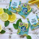 Every Mint&Lemon Зеленый чай с мятой и лимоном,120 гр, 60 пакетов в фольге по 2 гр, фото 2