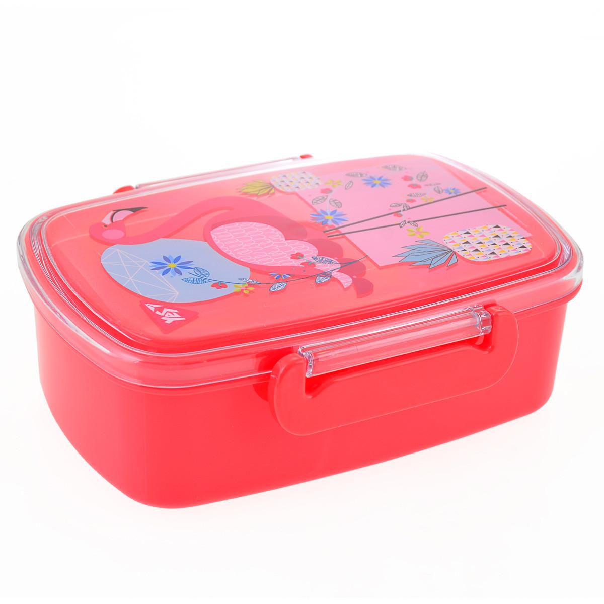 Контейнер для еды Flamingo 750 мл код:706858