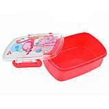 Контейнер для еды Flamingo 750 мл код:706858, фото 3