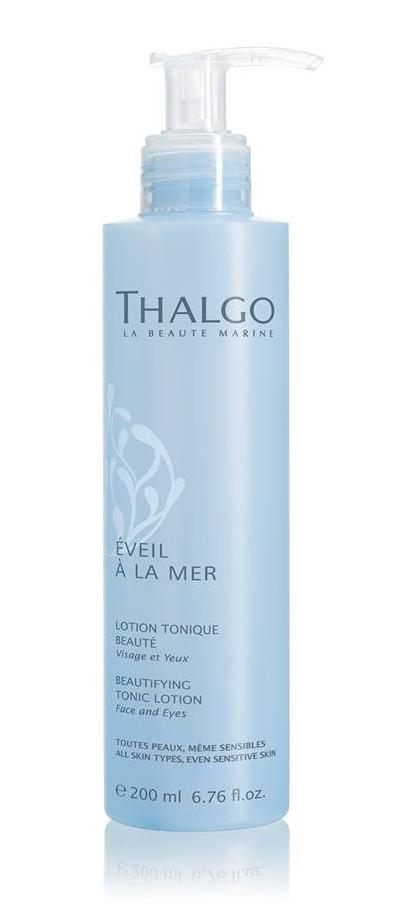 Тонизирующий лосьон тоник для лица Thalgo Beautifying Tonic Lotion Eveil à la Mer 200 мл