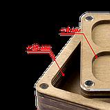 Органайзер для бісеру багатоярусний FLZB-085, фото 3