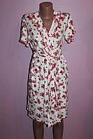 Комплект ночная рубашка и халат Бамбук, фото 1