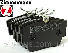 Тормозные колодки задние на Renault Trafic III / Opel Vivaro B с 2014... Zimmermann (Германия) 23980.170.1
