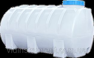Емкость горизонтальная для перевозки на 2000 литров