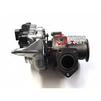 Турбина BMW X3 2.0 D (F25) 184 HP, 49335-00644, 49335-00600, N47D20, 11658513298, 11658519476, 2010+