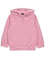 Худі для дівчинки Candy Fitted Pink на блискавці і з капюшоном George (Англія) р. 158/164см