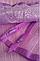 Дверная антимоскитная сетка-штора Magic Mesh на магнитах 100 х 210 см. СИРЕНЕВАЯ, фото 6