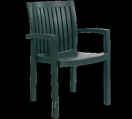 Кресло Papatya Нета зеленый, фото 2