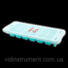 Форма для льда Premium бирюзовый Irak Plastik
