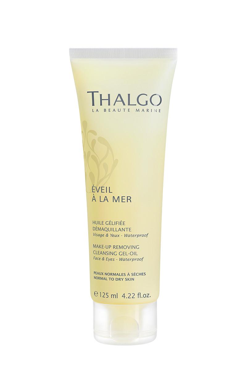 Очищающее гель-масло для снятия макияжа с трансформирующейся текстурой Thalgo 125 мл