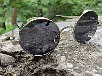 Стильные женские солнцезащитные очки DIOR (реплика) с поляризацией (черный)