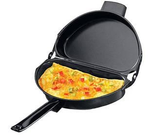 Двойная сковорода для омлета Folding Omelette Pan, фото 2