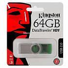Флешка Usb Flash 64GB Kingston, фото 2