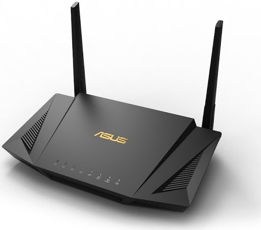 Маршрутизатор ASUS RT-AX56UAX1800 WiFi6