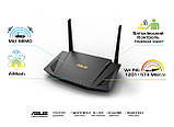 Маршрутизатор ASUS RT-AX56UAX1800 WiFi6, фото 2