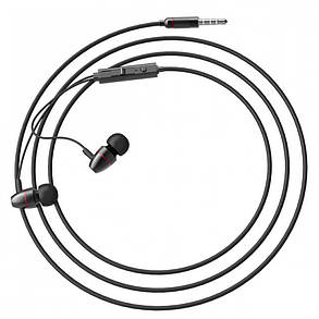 Наушники Hoco M59 Magnificent Universal With Microphone (Black), фото 2