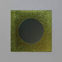 Зеркало настенное Ice Quadro Yellow 57 х 57 см (IyQ570)