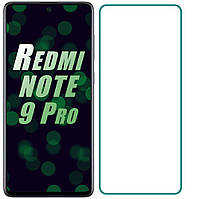 Захисне скло Xiaomi Redmi Note 9 Pro (Прозоре 2.5 D 9H) (Сяоми Ксиаоми Редми Ноут Ноте 9 Про)