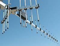 Антенна   Волновой канал с усилением 17 dBi (CDMA-800)