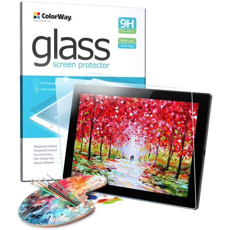 Защитное стекло ColorWay для Samsung Galaxy Tab S6 10.5 SM-T860/SM-T865 (CW-GTSGT865)