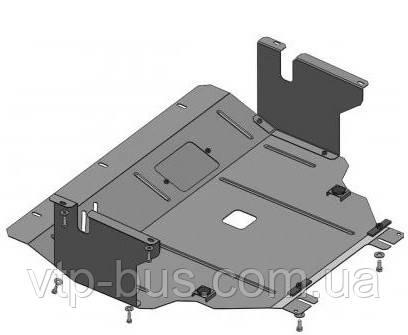 Защита картера двигателя, металлическая на Renault Trafic 2.0dCi (2006-2014) ART (Украина) ZDRT2