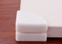 Уголки силиконовые, защита для детей на углы 12 шт. БІЛІ