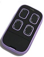 Универсальный мультичастотный пульт для ворот Geo PREMIUM Фиолетовый (hub_xOJc34174)