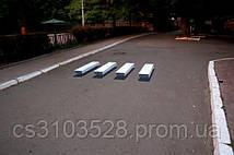 3D пешеходный переход.