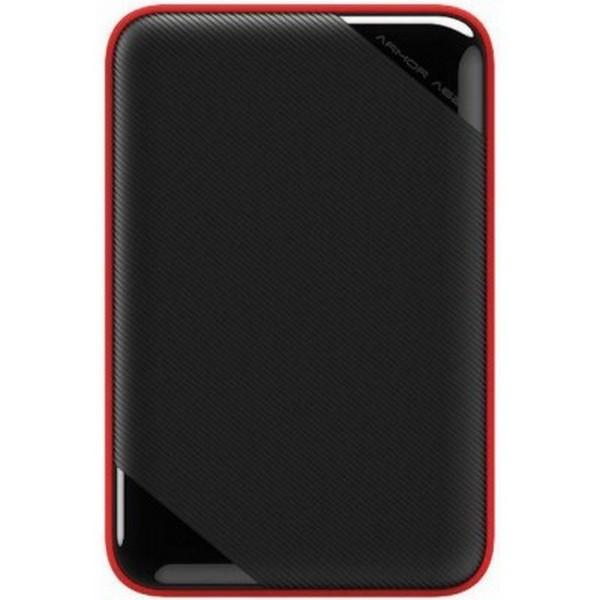 Жорсткий диск зовнішній HDD  Silicon Power Armor A62 (SP040TBPHD62LS3K)