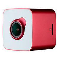 Відеореєстратор Prestigio RoadRunner Cube Red-White